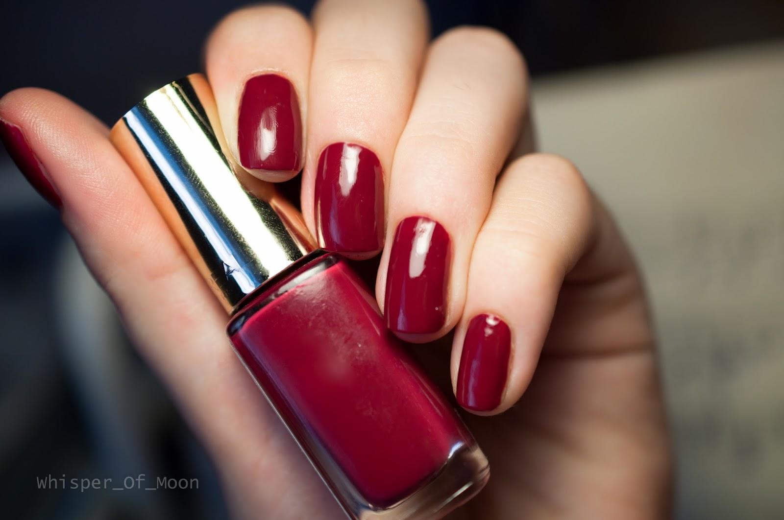 Бардак и чудеса: Лак для ногтей - L'Oreal - #503 Addictive Plum