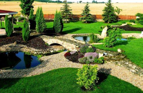 فن عمارة الحدائق المنزلية 2014  Beautiful-gardens-manly-23