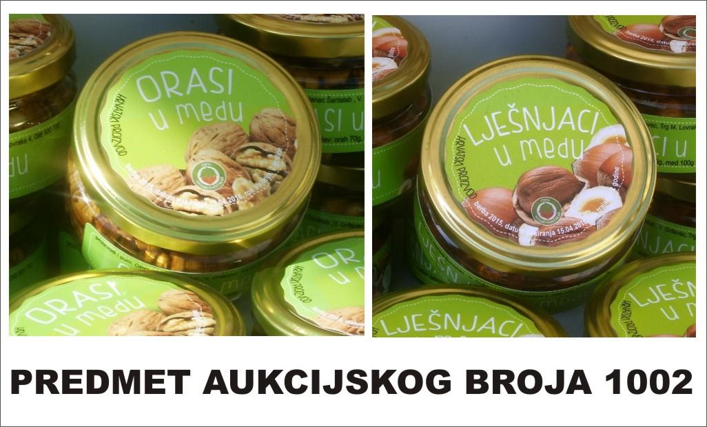 Hrvatski orašasti plodovi