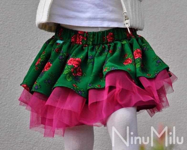 """""""Kręcone"""" spódnice – Must have w kręgach przedszkolnych."""