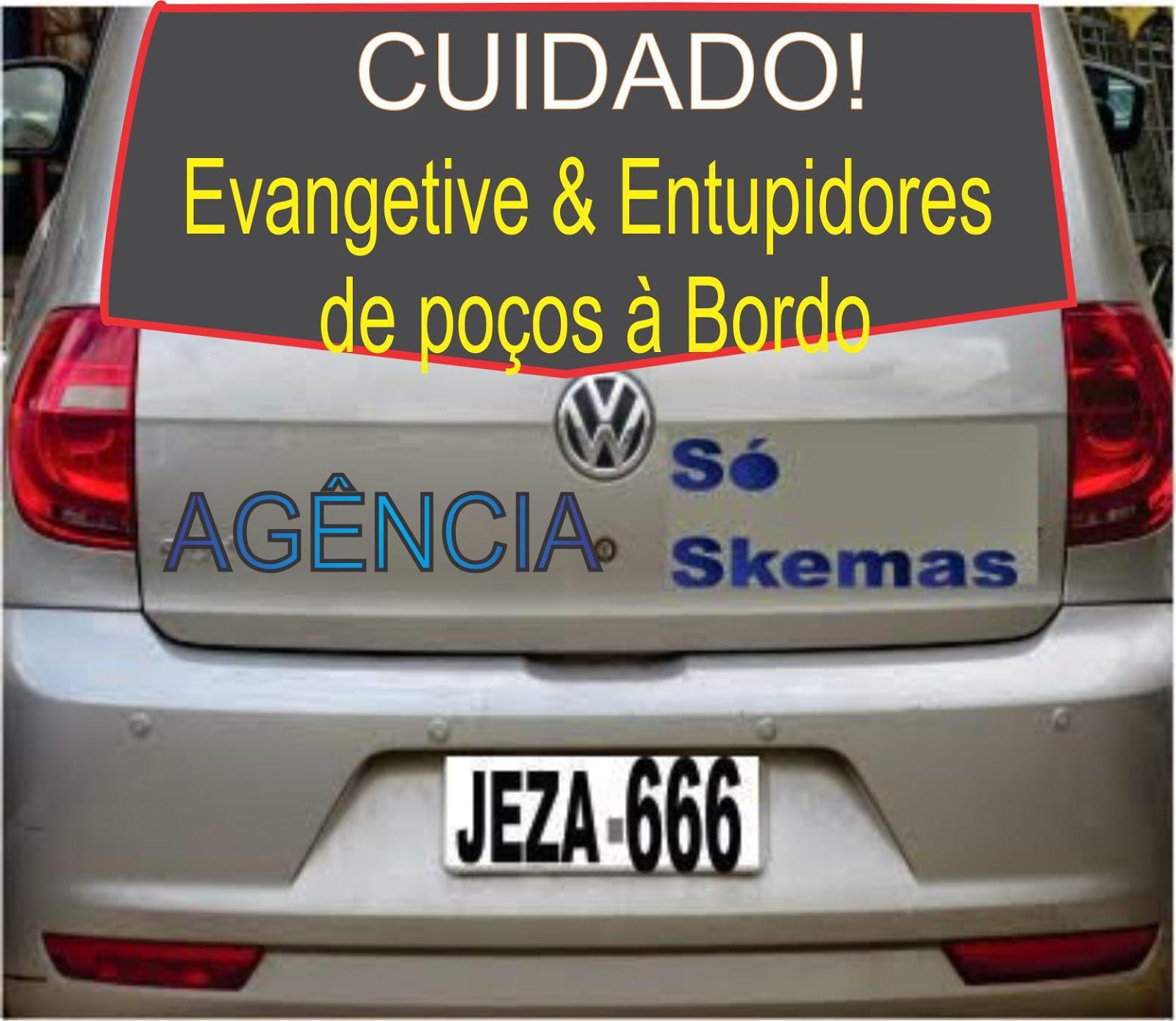 PARA DE ME PERSEGUIR,EVANGELISTA-DETETIVE-TERRORISTA!