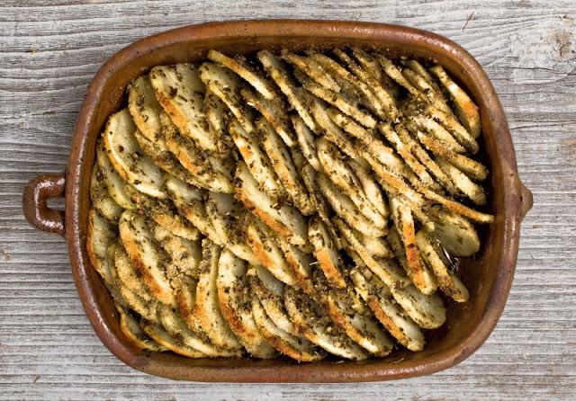 cei mai buni cartofi crocanti la cuptor