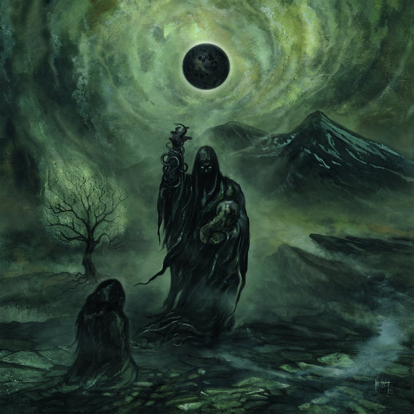 UADA - Cult of A Dying Sun - Review + Album Stream.