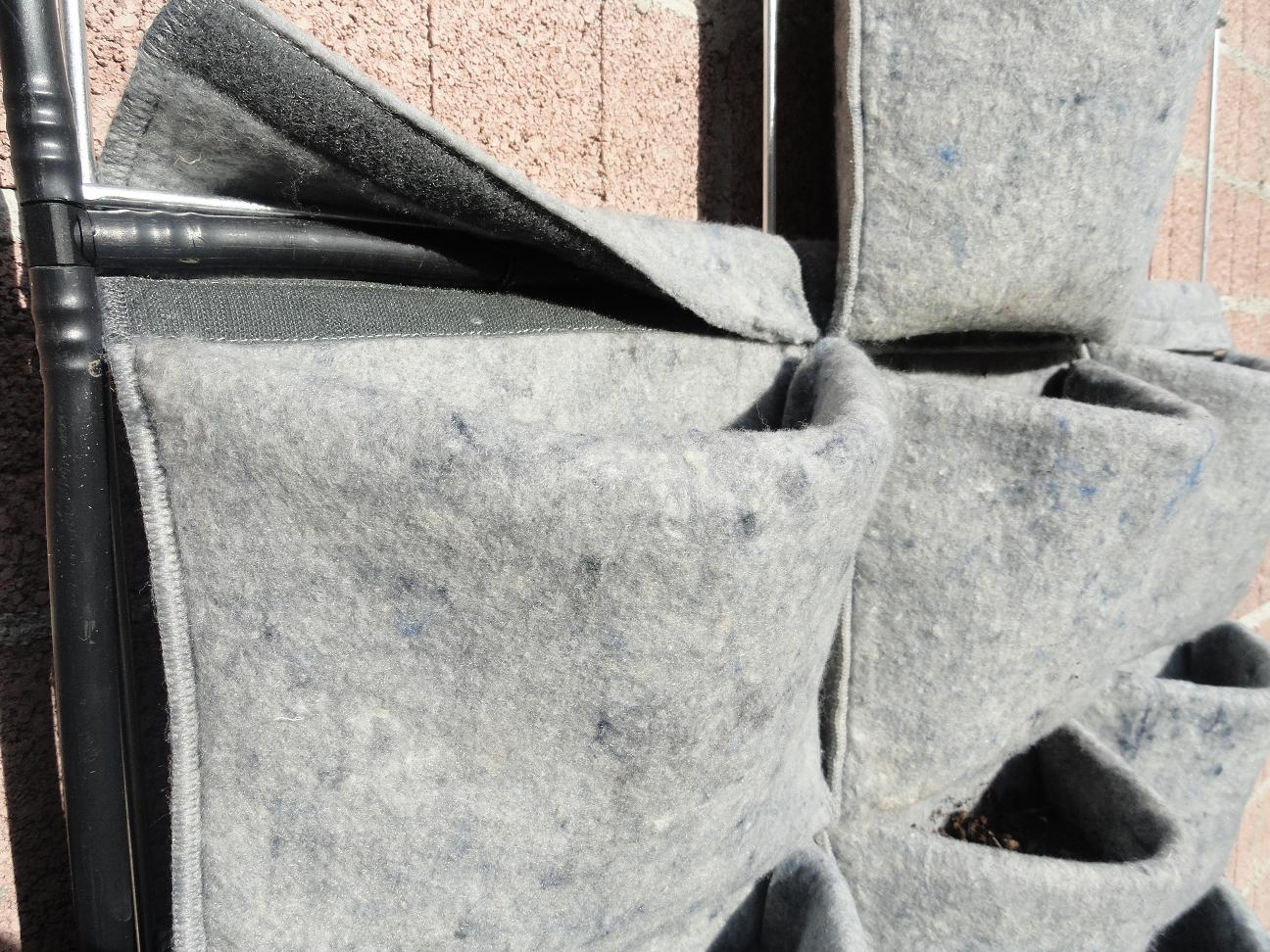 Detalles constructivos vertiflor for Riego jardin vertical