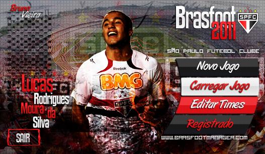 Skin Lucas - São Paulo - Brasfoot 2011