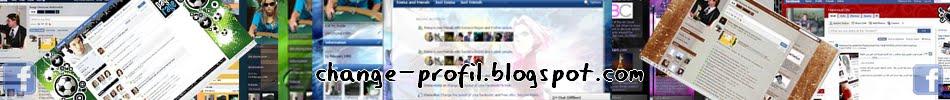 غير شكل و الوان صفحتك في الفيس بوك