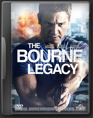 The Bourne Legacy (BRRip HD Ingles Subtitulado) (2012)