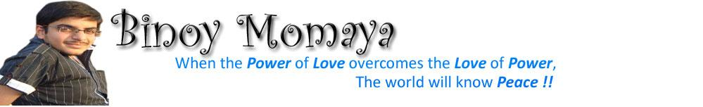 Binoy Momaya