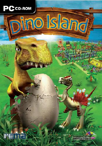 Free Download Dino Island PC Game
