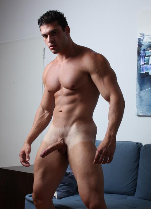 Naked Hairy Israeli Men