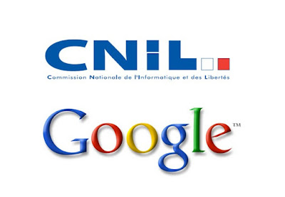 Google rejected CNIL