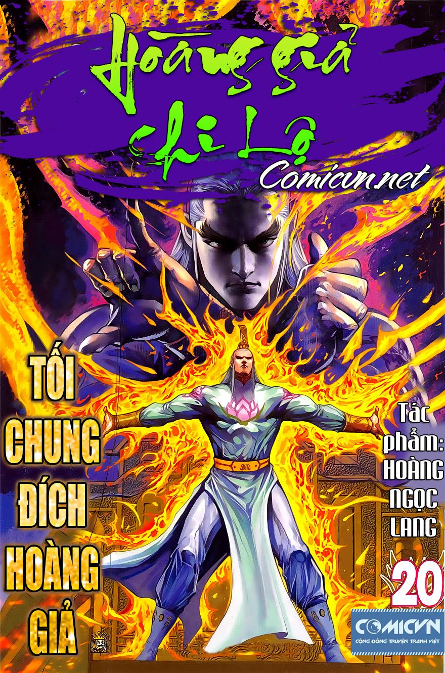 Hoàng Giả Chi Lộ Chap 20.2 - Next Chap 21