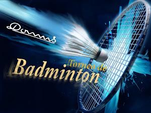 Torneo Bádminton 2014