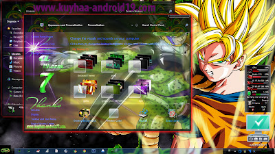 THEME DRAGON BALL 2