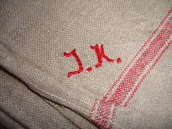 Monogram Mangle Cloth