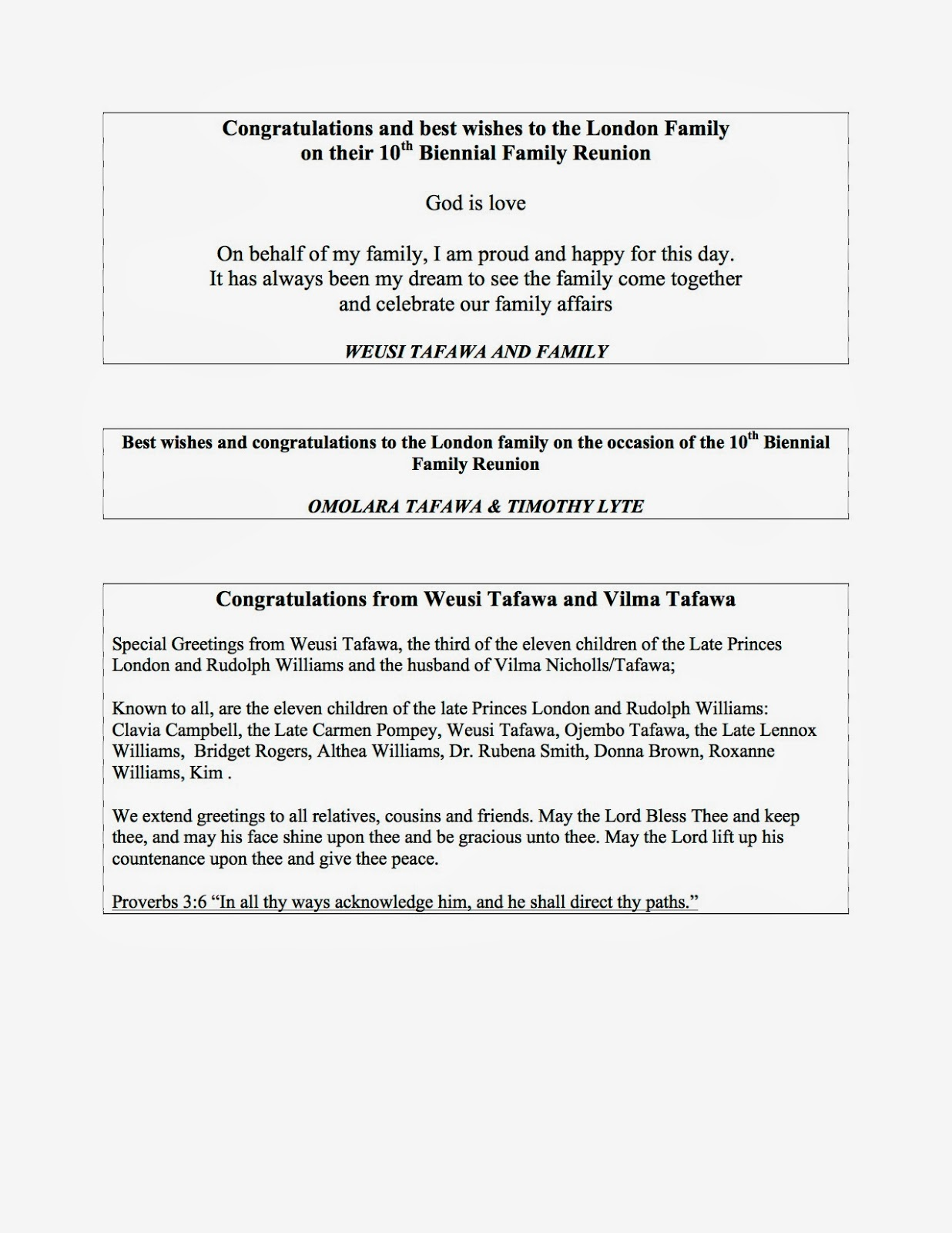 X family letters magazine related keywords x family for Class reunion program template