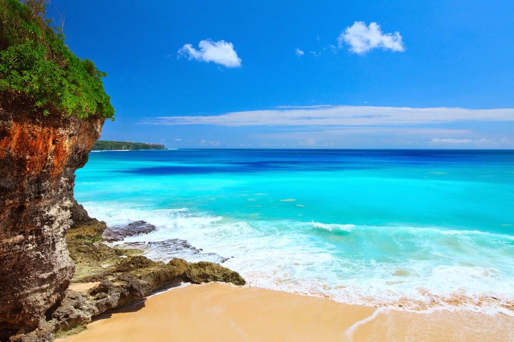 Gambar Pemandangan Pantai Kuta Bali Indah Terbaru