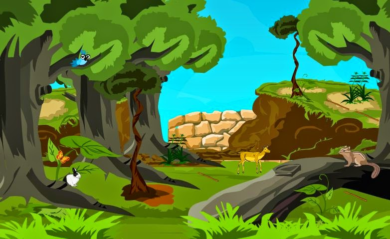 Games2Attack Amazon Forest Escape Walkthrough