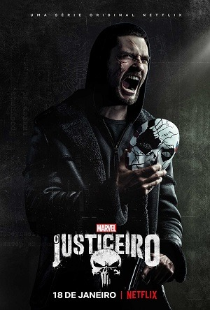 O Justiceiro - 2ª Temporada Séries Torrent Download capa