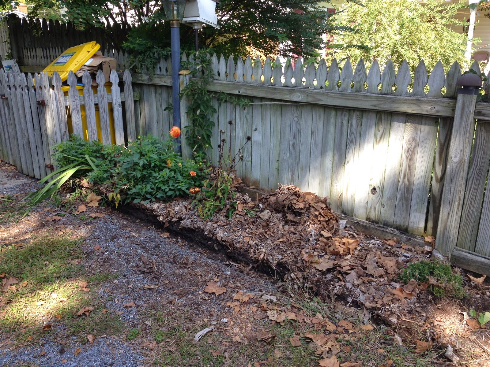 pine whiff house diy curb appeal with a quick flower bed