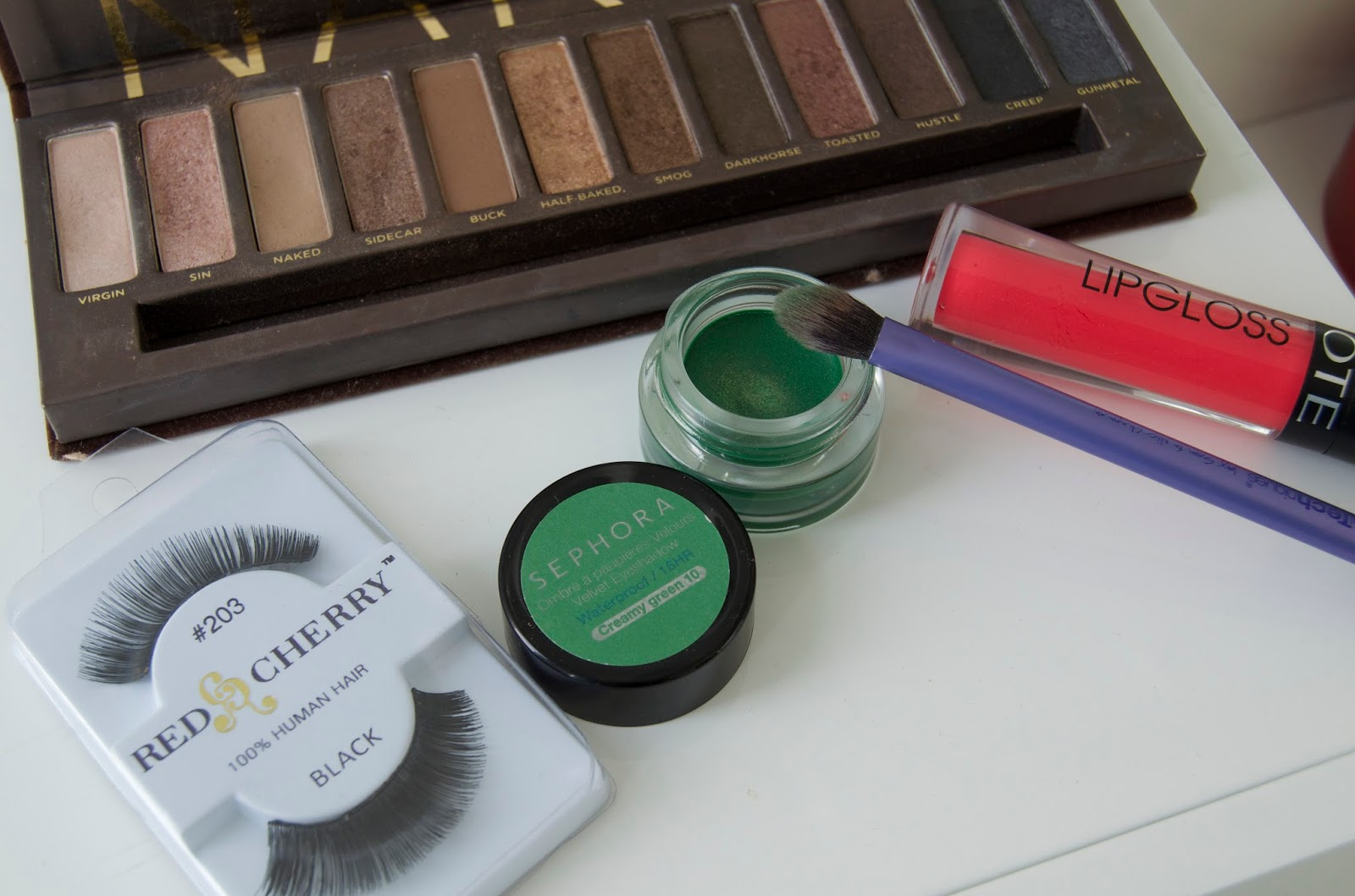 3f6f0b2da0d8d Sephora Gel Eyeliner in Creamy Green | Style & Glaze | Bloglovin'