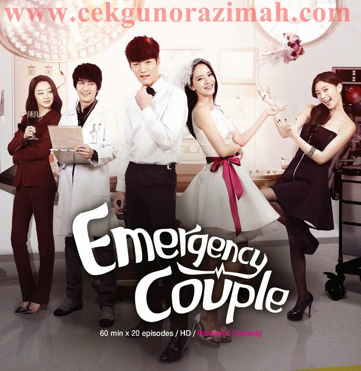Drama Emergency Couple