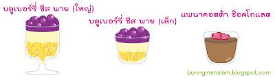 เมนูขนมนาโม bunnymansiam.blogspot.com