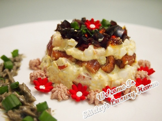 christmas twin egg unagi henaff french pates