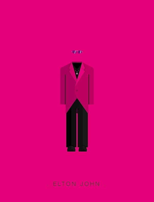 Cartel Elton John