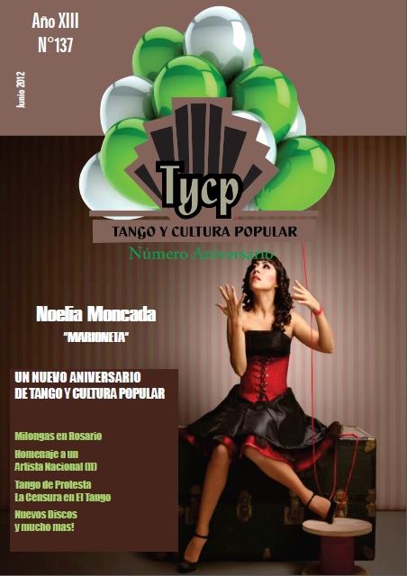 Tango y Cultura Popular N° 137