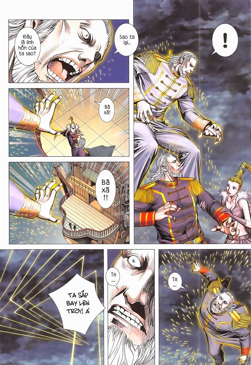Đại Quân Phiệt chap 53 - Trang 24