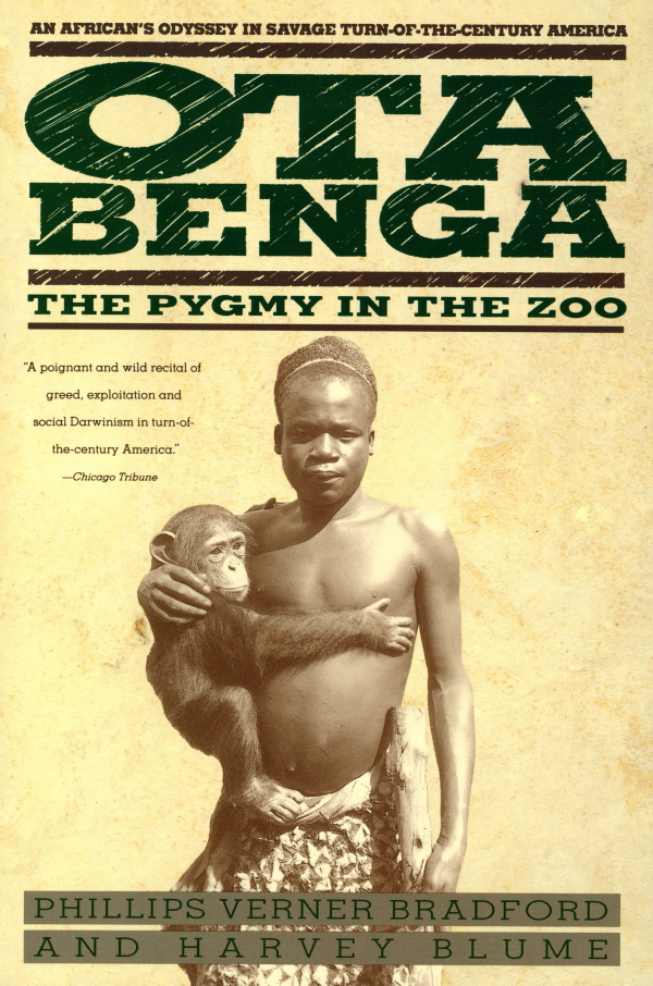 Ota Benga: The Man Who Was Kept in a New York Zoo | New
