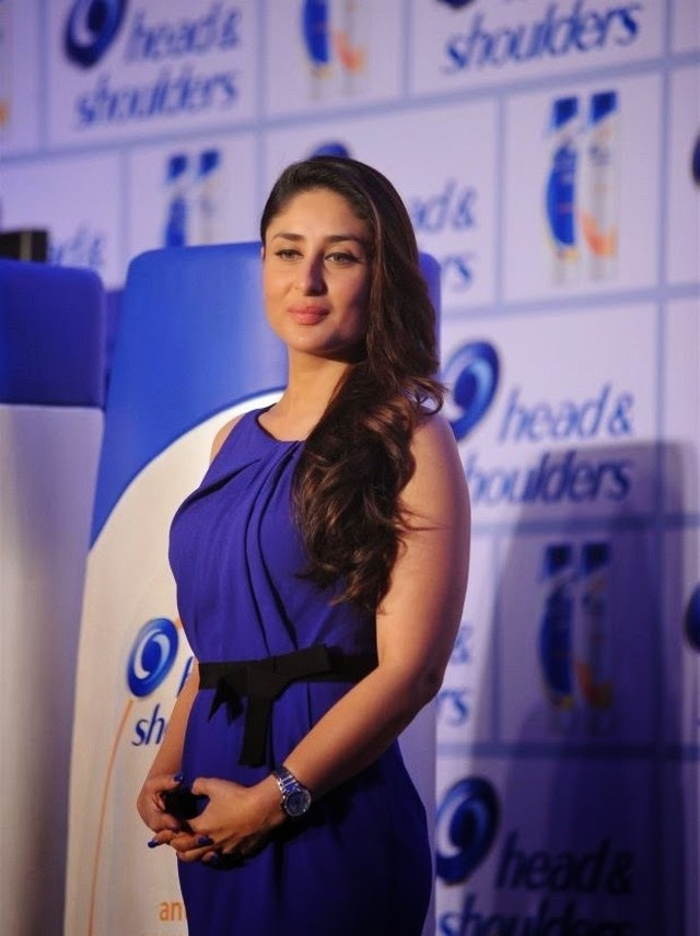Kareena Kapoor at Head & Shoulders Campaign Photos