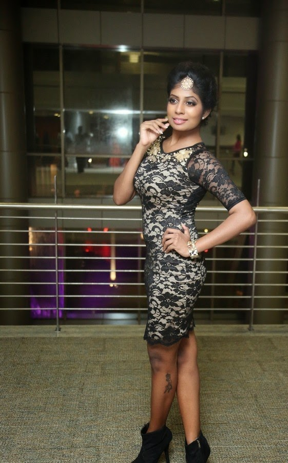 Monika Reddy Latest Stills at The Pink Affair Fashion Show