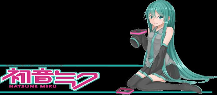 Smart Zone: RocketDock Skin Anime [Hatsune Miku]