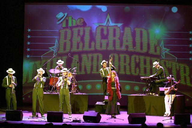 """Novogodisnji koncert """"Belgrade Dixieland Orchestra"""""""