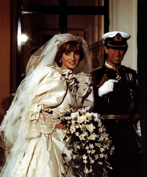 The Marriage of Prince Charles and Lady Diana Spencer (2): Wedding Reception
