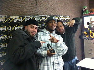 Common Ground at B94.5 Radio Station