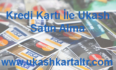 kredi kartı ile ukash