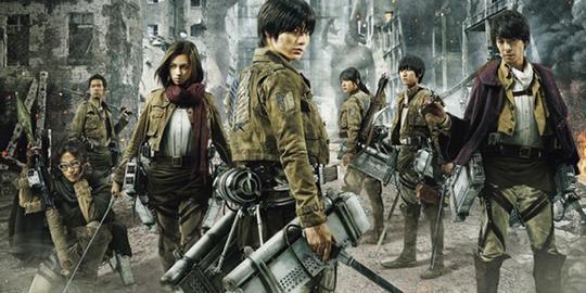 Shingeki no Kyojin : End of the World, Actu Ciné, Cinéma, Hajime Isayama, L'attaque des Titans,