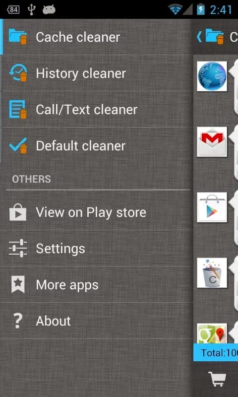 1Tap Cleaner Pro v2.41 Patched