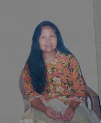 Ibuku yang budiman