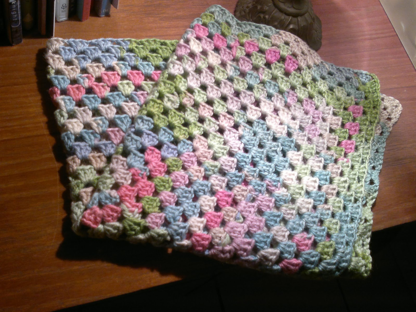 Free Crochet Pattern Lap Blanket : alifelikevera: Crochet and such!
