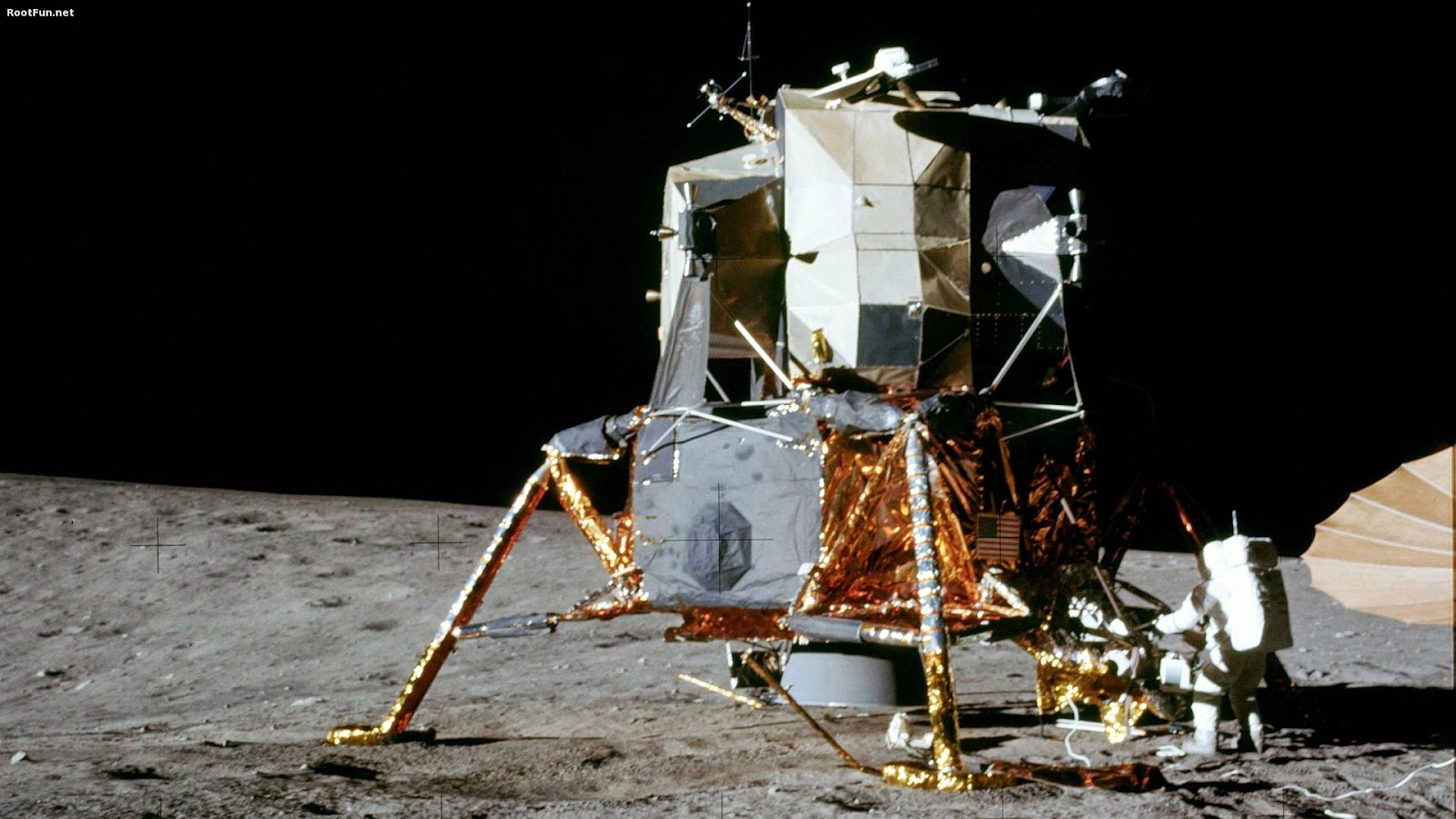 apollo 14 lunar module - photo #8
