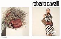 ROBERTO CAVALLI SS2018 AD CAMPAIGN