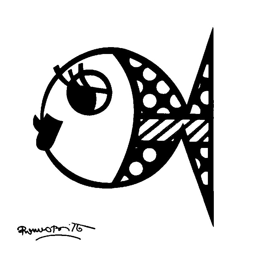 Dibujos De Romero Britto Para Colorear Dibujos De Romero