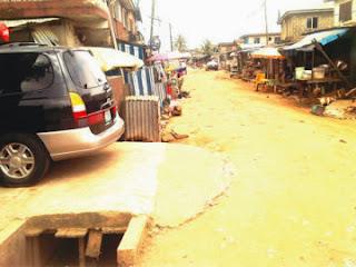 Oladunjoye Street Ikotun