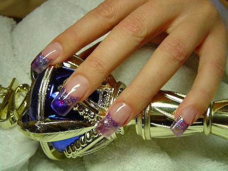 GEL NAIL ART - Nail Art Archive - Style - NAILS Magazine - artnail.