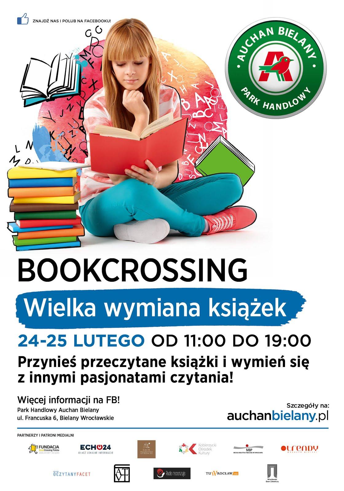 BOOKCROSSING #WROCŁAW