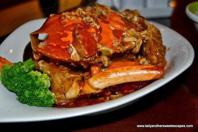 Chimes' Singapore Chilli Crab